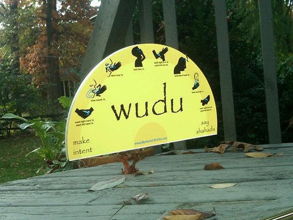 Wudu Cling Outside