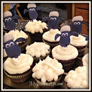 Eid Cupcakes 2013