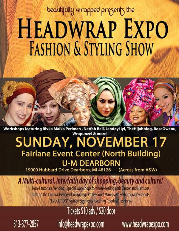 The Headwrap Expo 2013